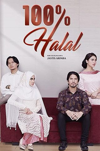 100% Halal is an Indonesian drama movie directed by Jastis Arimba