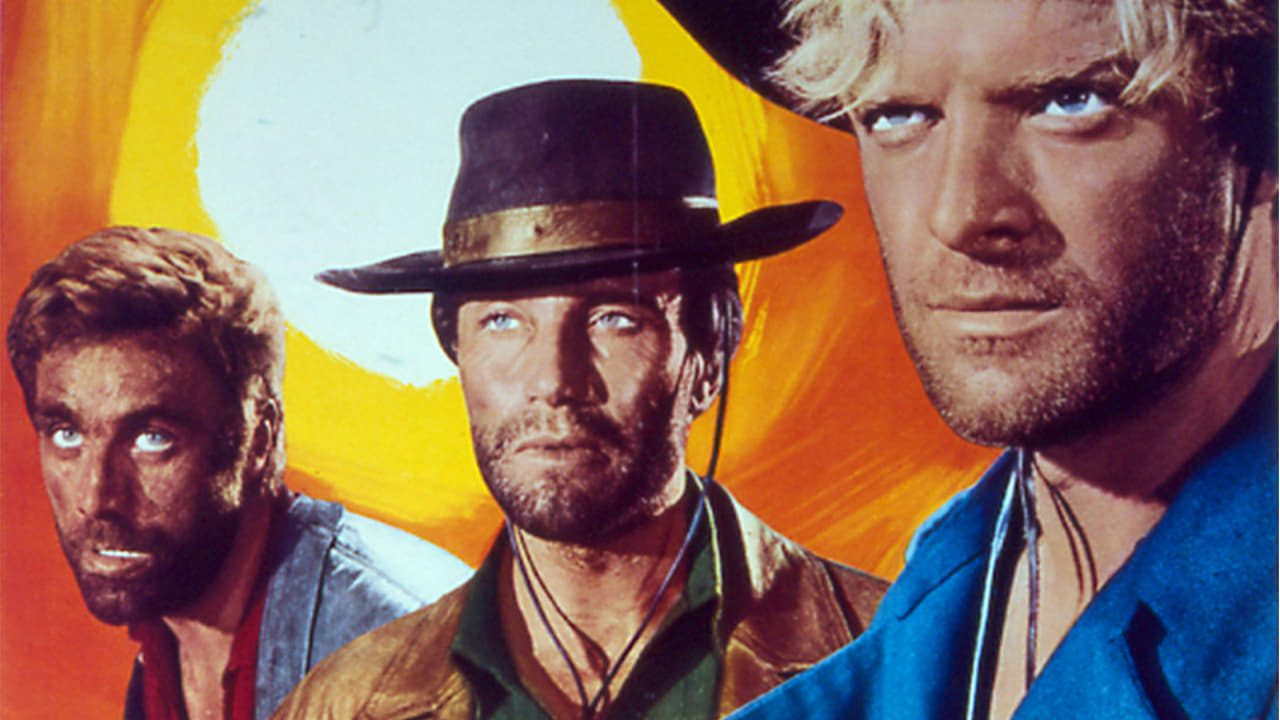 ,000 on the Black (1966) – Western