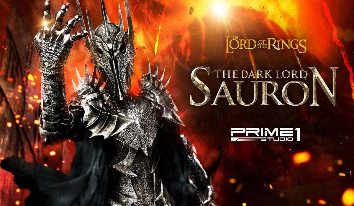 Amazon Prime Video Lord of The Rings Series Will Show Sauron's Rise To Power