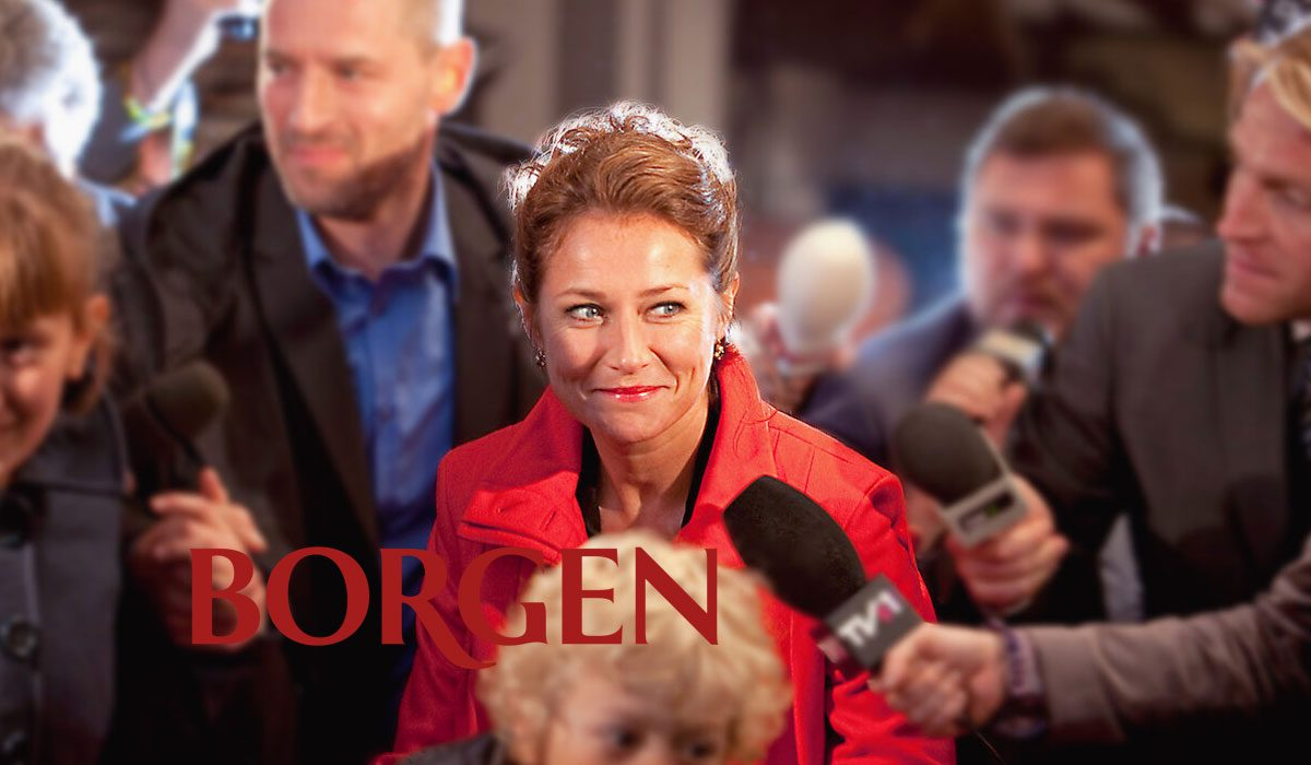 Borgen Danish - Web Series - Netflix