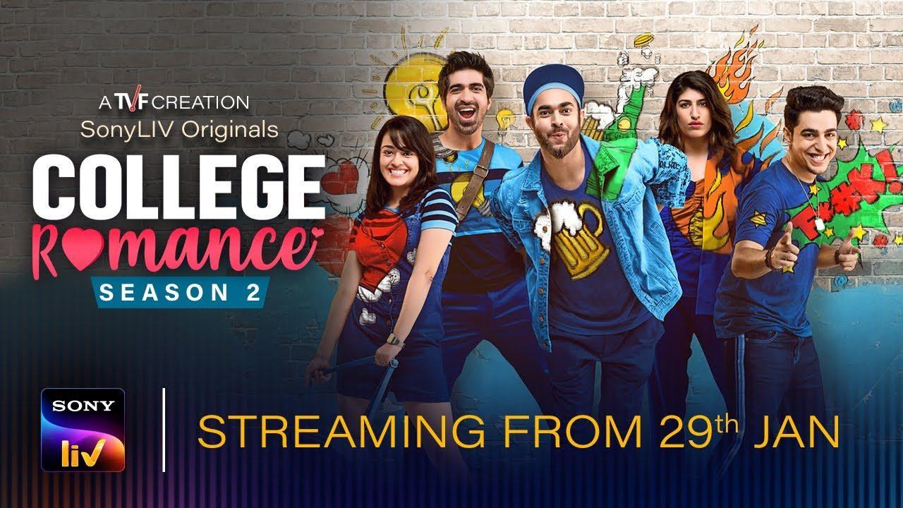 College Romance 2 on Sony LIV