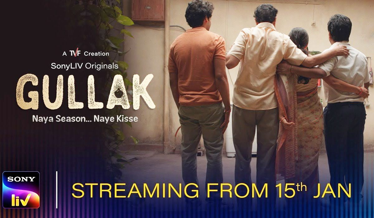 Gullak Season 2 Streaming Online Watch on SonyLIV