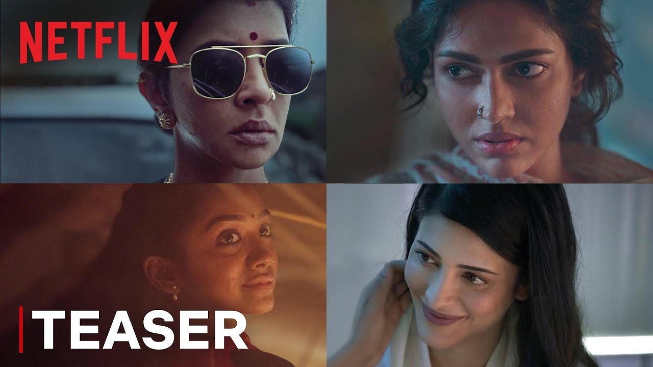 Teaser Talk: Pitta Kathalu on Netflix: Packed with Known Faces and Novel Theme