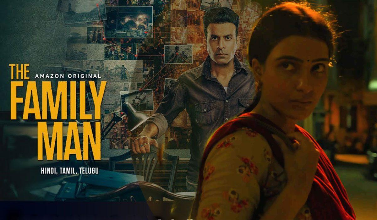 The Family Man Season 2 Samantha - Amazon Prime-Video