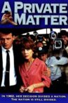 A Private Matter Movie Streaming Online