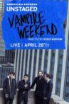 AMEX Unstaged Presents: Vampire Weekend Movie Streaming Online