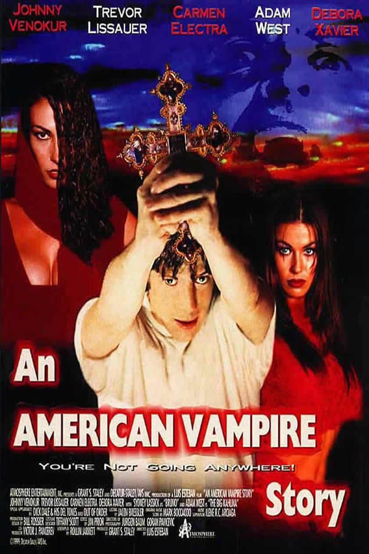 An American Vampire Story Movie Streaming Online