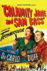 Calamity Jane and Sam Bass Movie Streaming Online