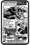 Deadhead Miles Movie Streaming Online