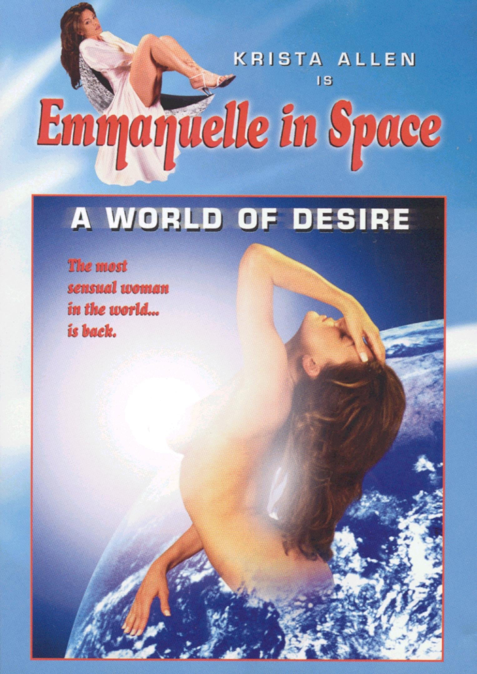 Emmanuelle in Space 2: A World of Desire Movie Streaming Online