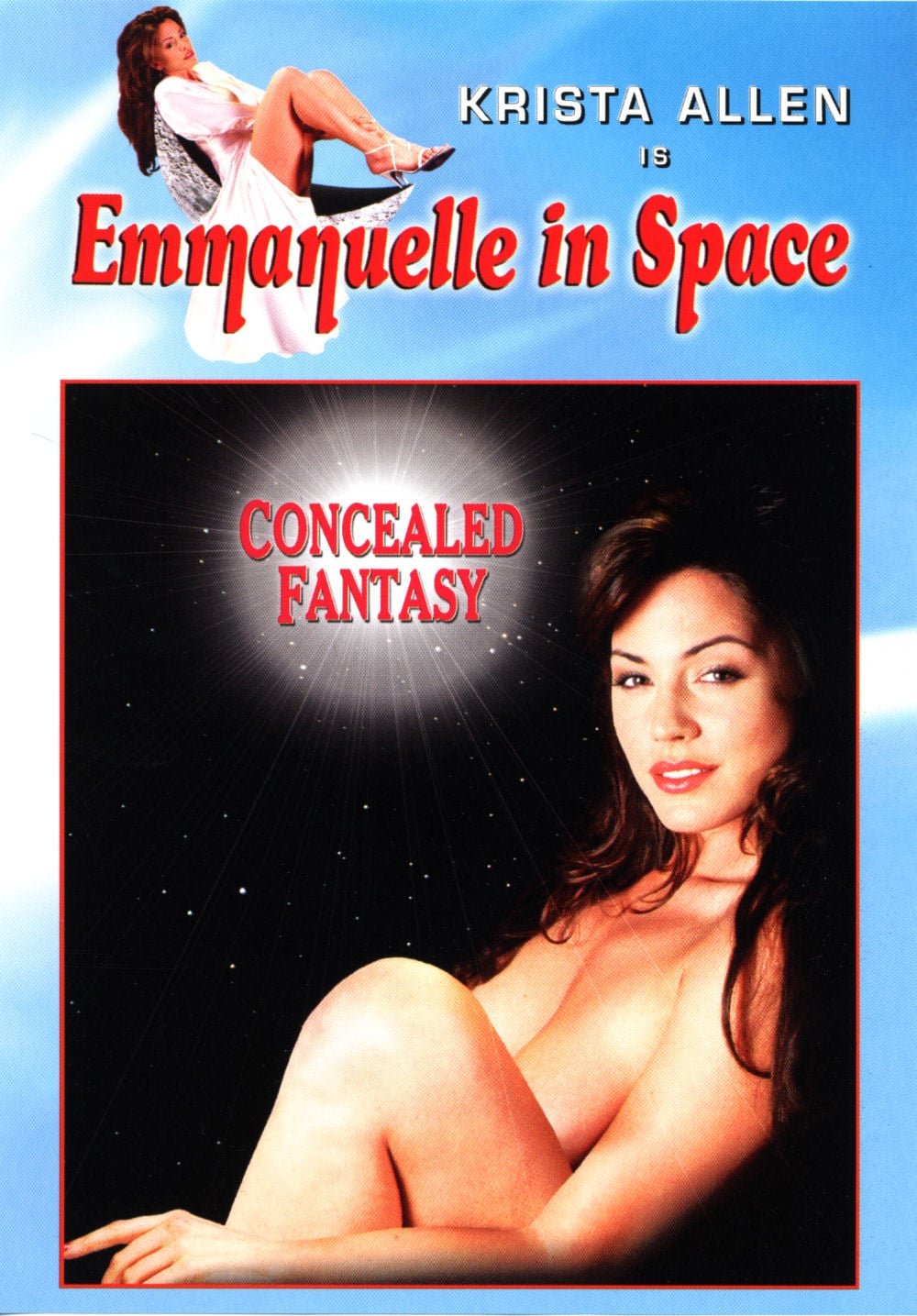 Emmanuelle in Space 4: Concealed Fantasy Movie Streaming Online