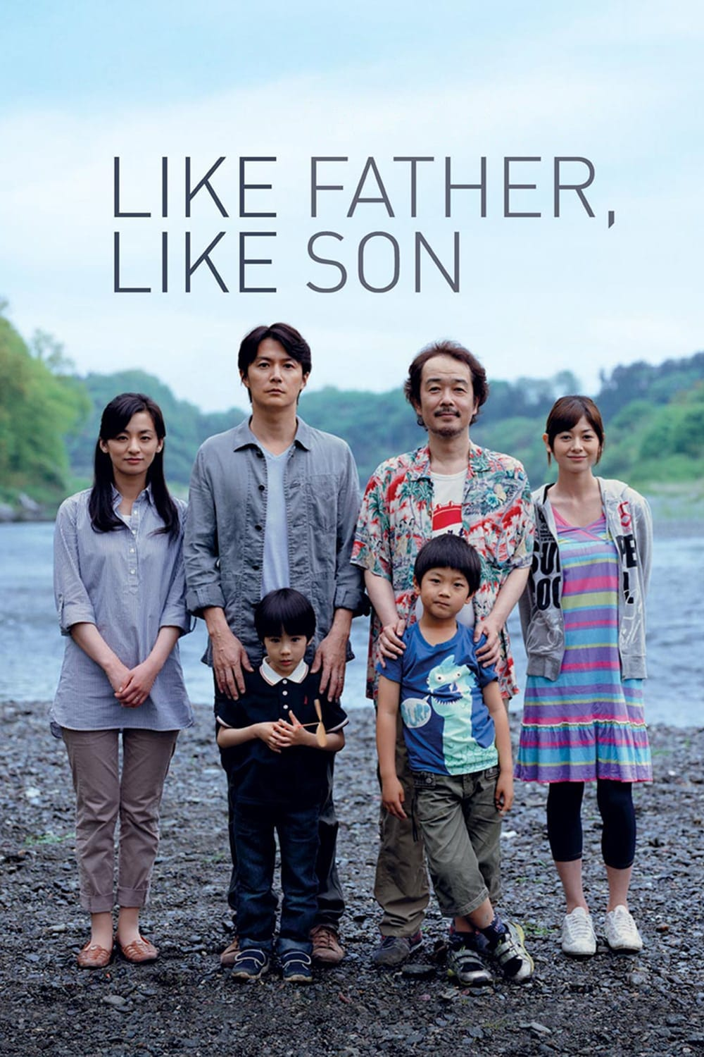 Like Father, Like Son Movie Streaming Online