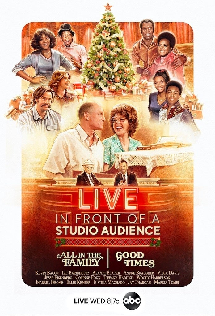 """Live in Front of a Studio Audience: """"All in the Family"""" and """"Good Times"""" Movie Streaming Online"""