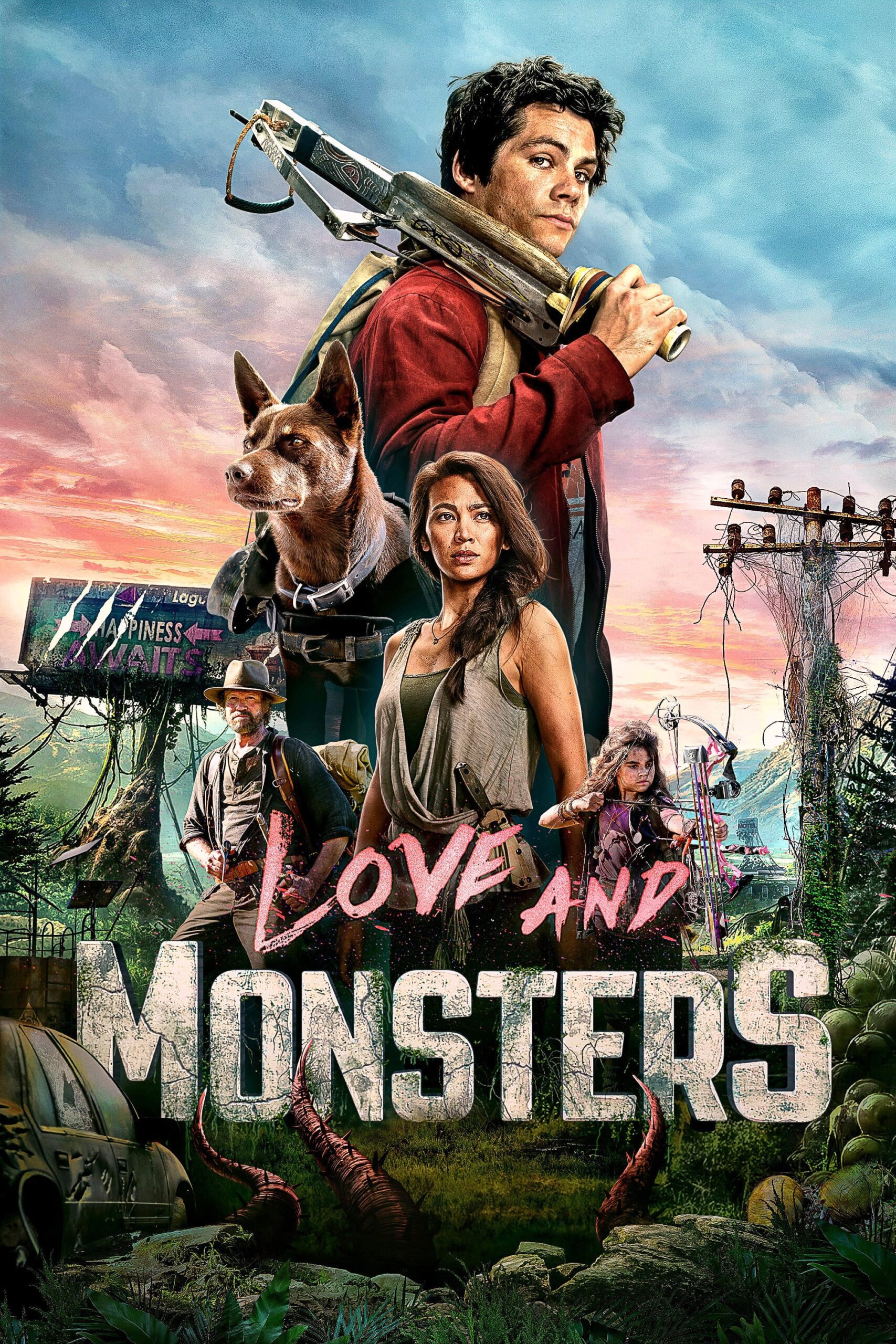 Love and Monsters Movie Streaming Online