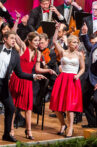 New York Philharmonic New Year's Eve: Bernstein on Broadway Movie Streaming Online
