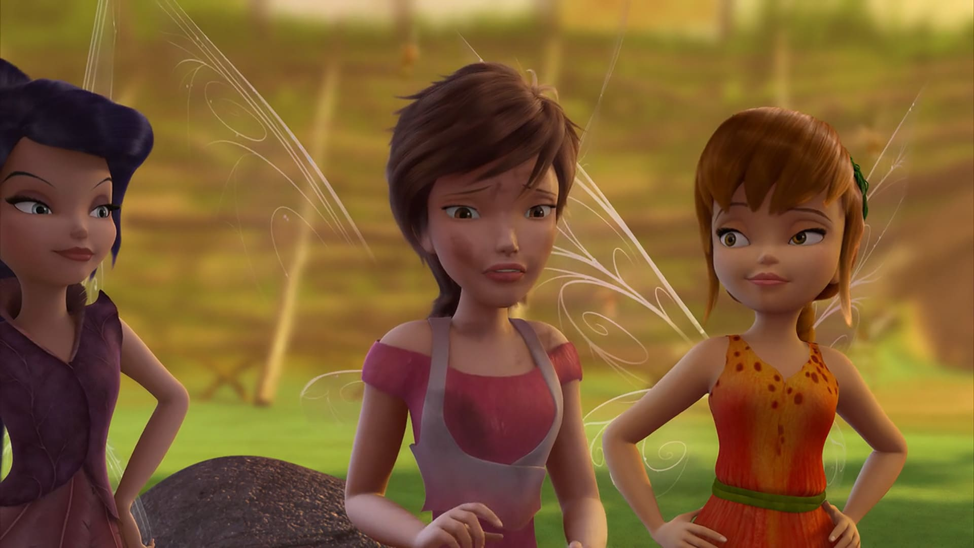 Pixie Hollow Games Movie Streaming Online