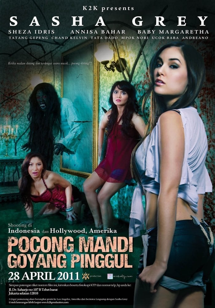 Pocong Mandi Goyang Pinggul Indonesian Movie Streaming Online Watch