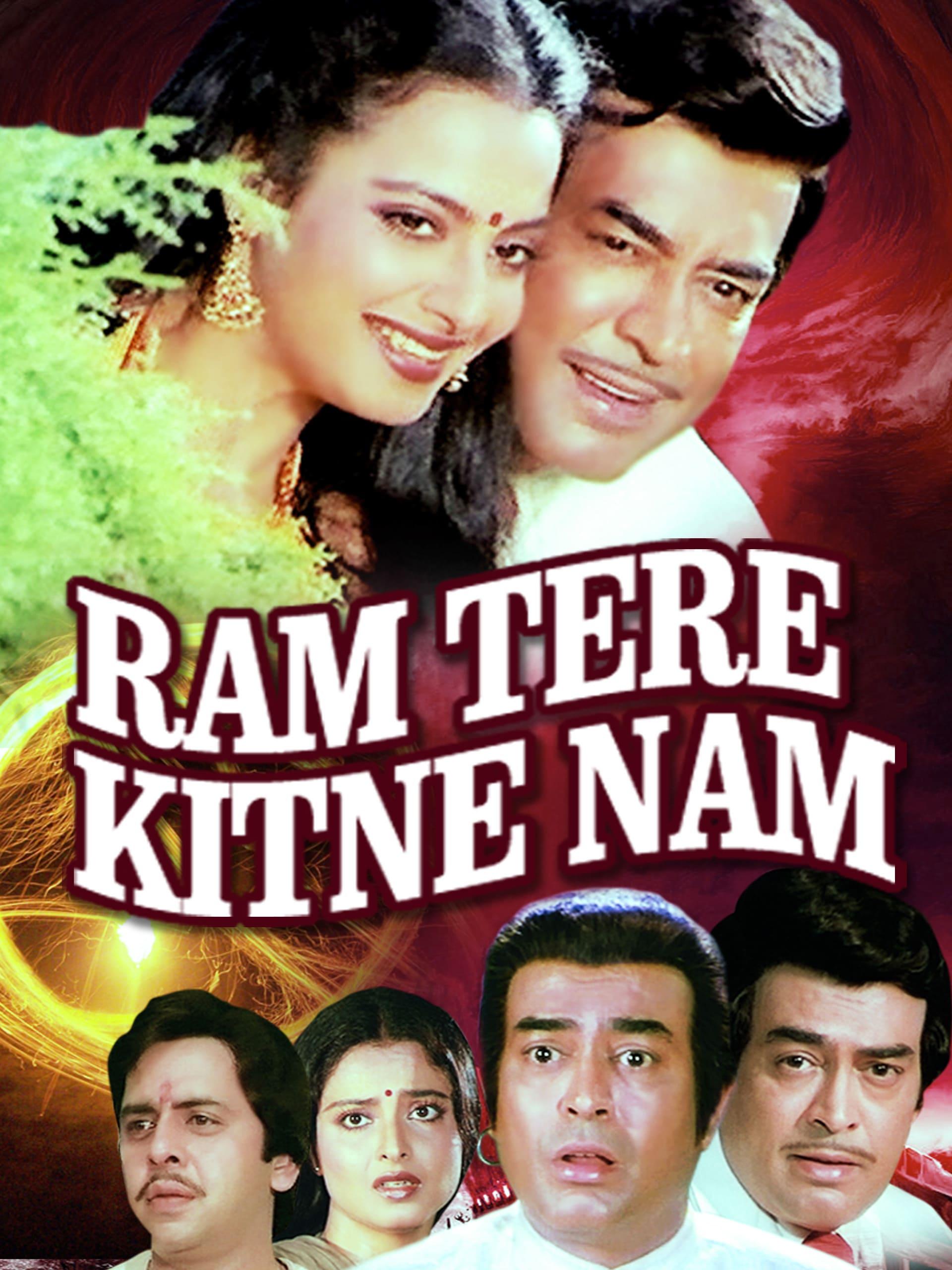 Ram Tere Kitne Nam Movie Streaming Online