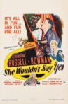 She Wouldn't Say Yes Movie Streaming Online