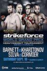 Strikeforce World Grand Prix Semi-Finals: Barnett vs. Kharitonov Movie Streaming Online