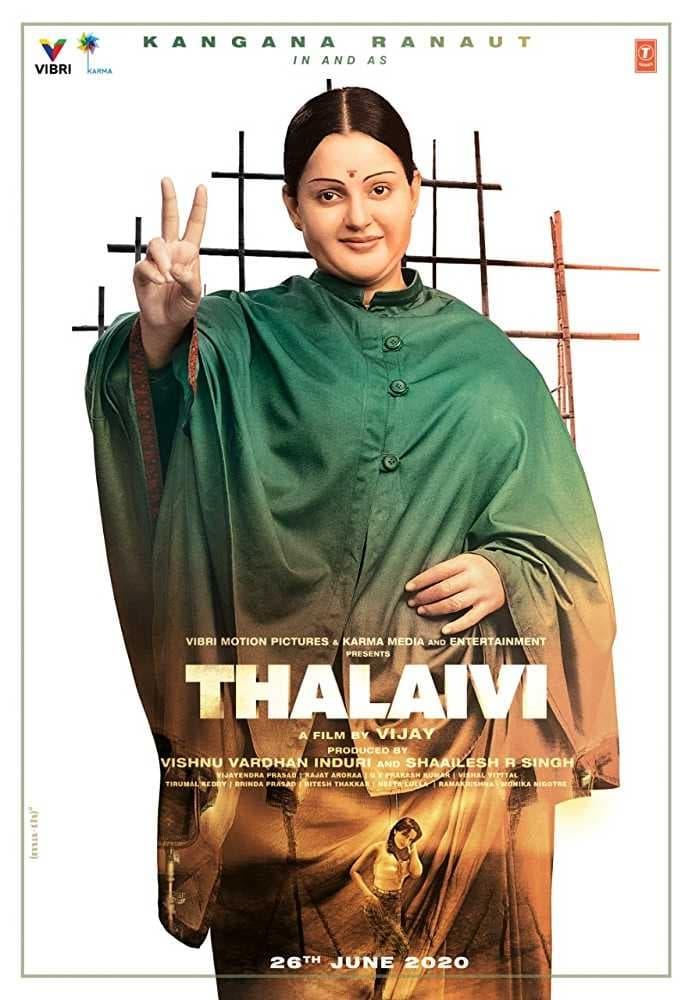 Thalaivi Movie Streaming Online