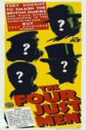 The Four Just Men Movie Streaming Online