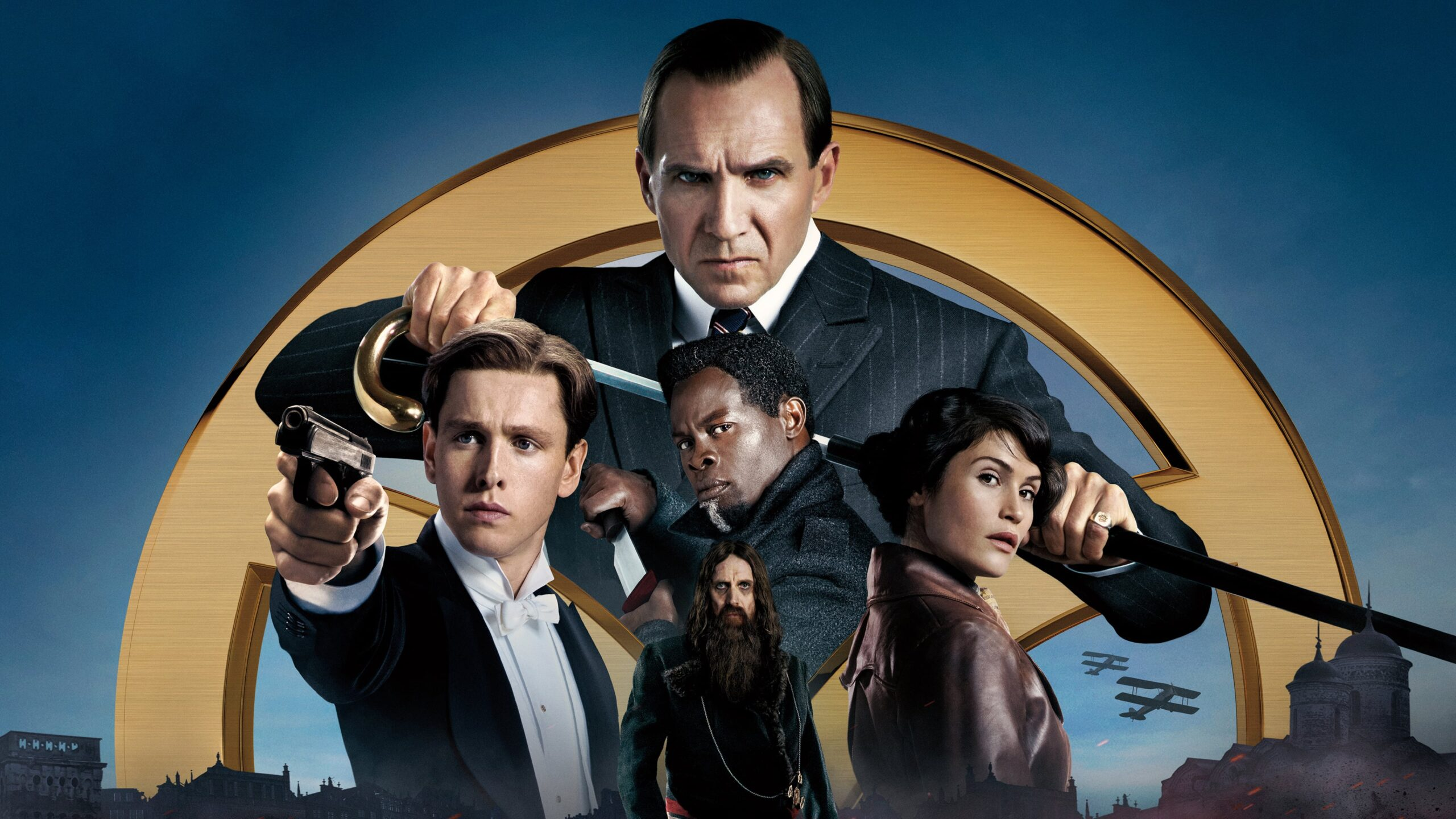 The King's Man Movie Streaming Online