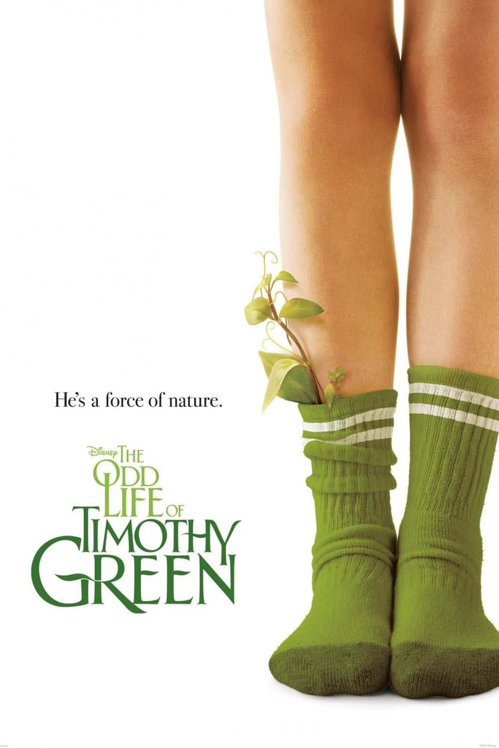 The Odd Life of Timothy Green Movie Streaming Online