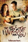 The One I Wrote for You Movie Streaming Online