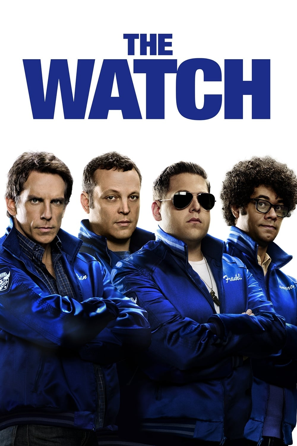 The Watch Movie Streaming Online