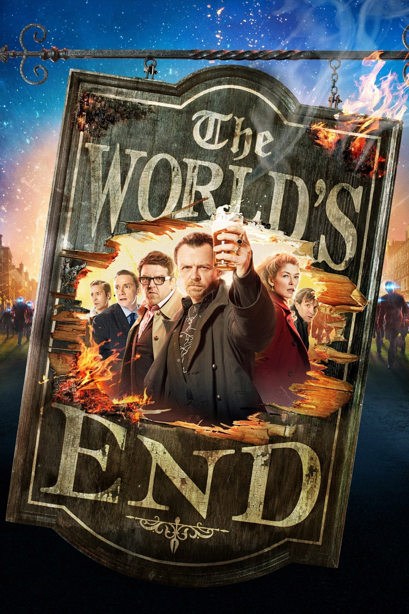 The World's End Movie Streaming Online