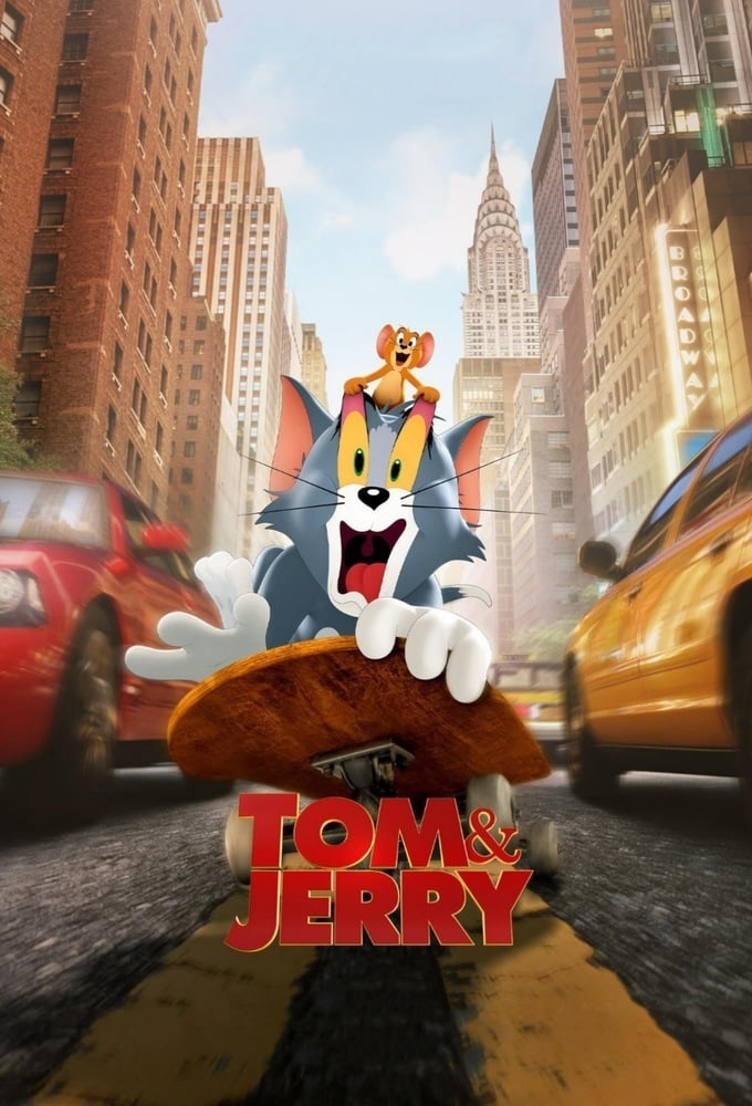 Tom & Jerry Movie Streaming Online