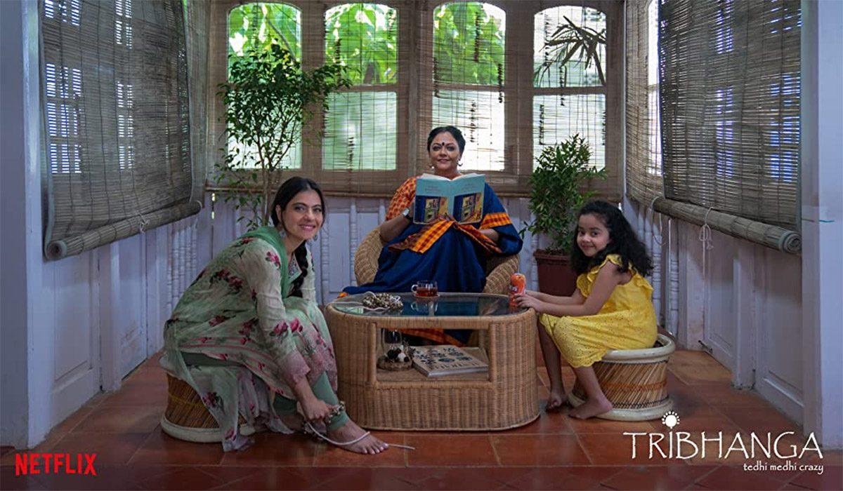 tribhanga-movie---review