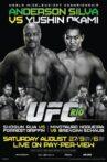 UFC 134: Silva vs. Okami Movie Streaming Online
