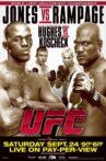 UFC 135: Jones vs. Rampage Movie Streaming Online