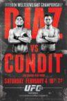 UFC 143: Diaz vs. Condit Movie Streaming Online