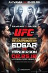 UFC 144: Edgar vs. Henderson Movie Streaming Online