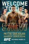 UFC 185: Pettis vs. Dos Anjos Movie Streaming Online