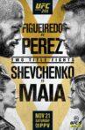 UFC 255: Figueiredo vs. Perez Movie Streaming Online