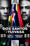 UFC Fight Night 142: dos Santos vs. Tuivasa Movie Streaming Online