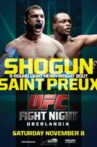UFC Fight Night 56: Shogun vs. Saint Preux Movie Streaming Online