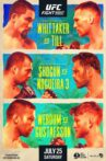 UFC on ESPN 14: Whittaker vs. Till Movie Streaming Online