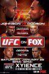UFC on Fox 6: Johnson vs. Dodson Movie Streaming Online