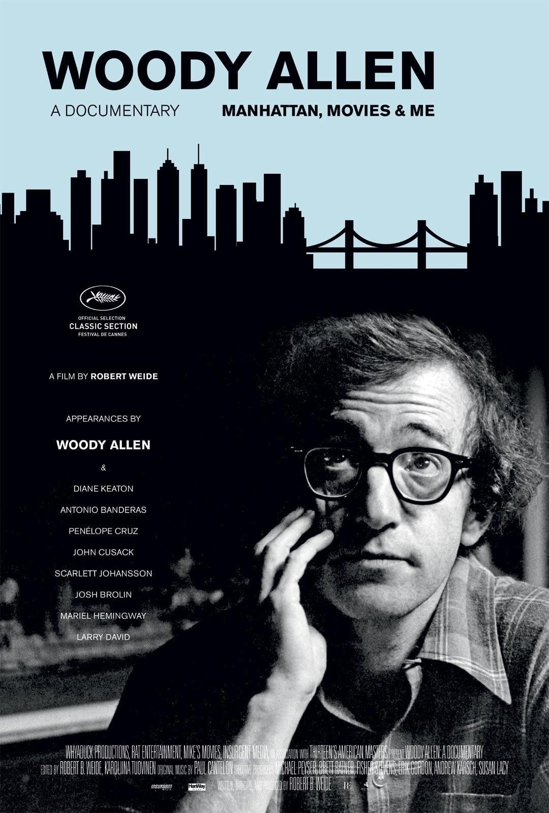 Woody Allen: A Documentary Movie Streaming Online