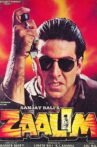 Zaalim Movie Streaming Online