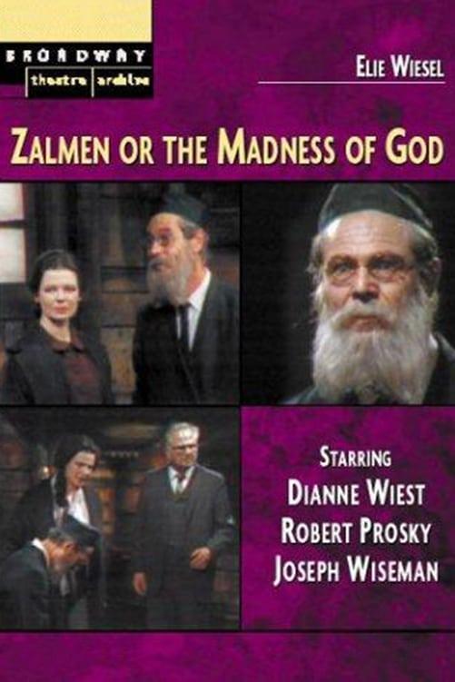 Zalmen, or, The Madness of God Movie Streaming Online