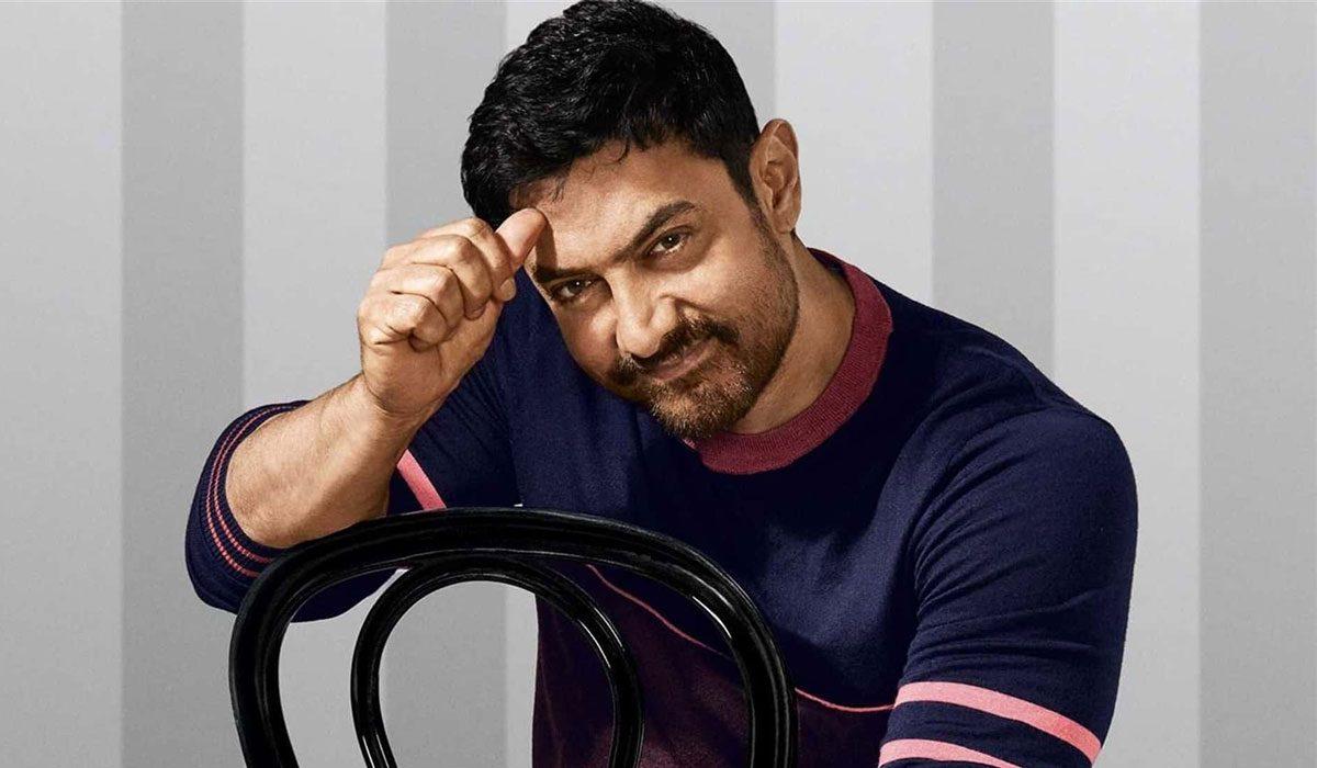 Aamir Khan's Birthday Surprise - A New Film!