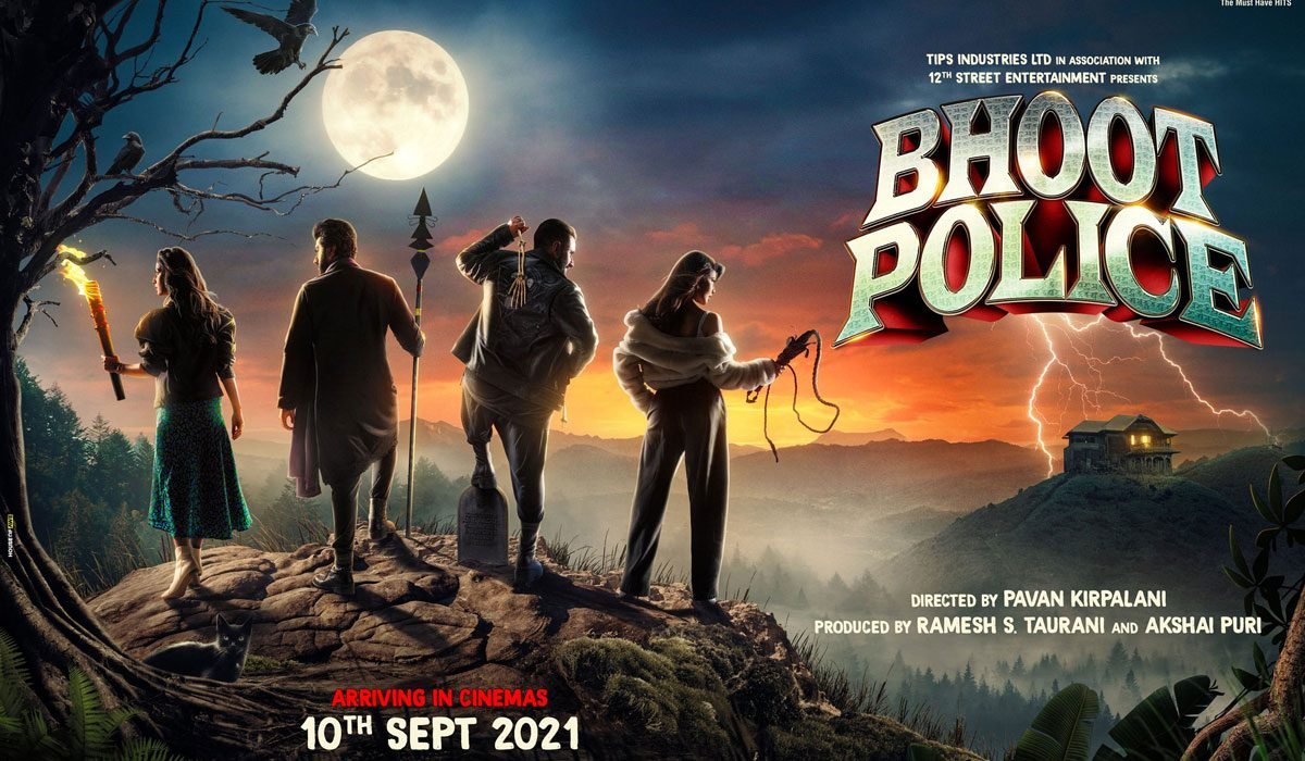 Catch The Bhoot With 'Bhoot Police' In Theatres On This Day!