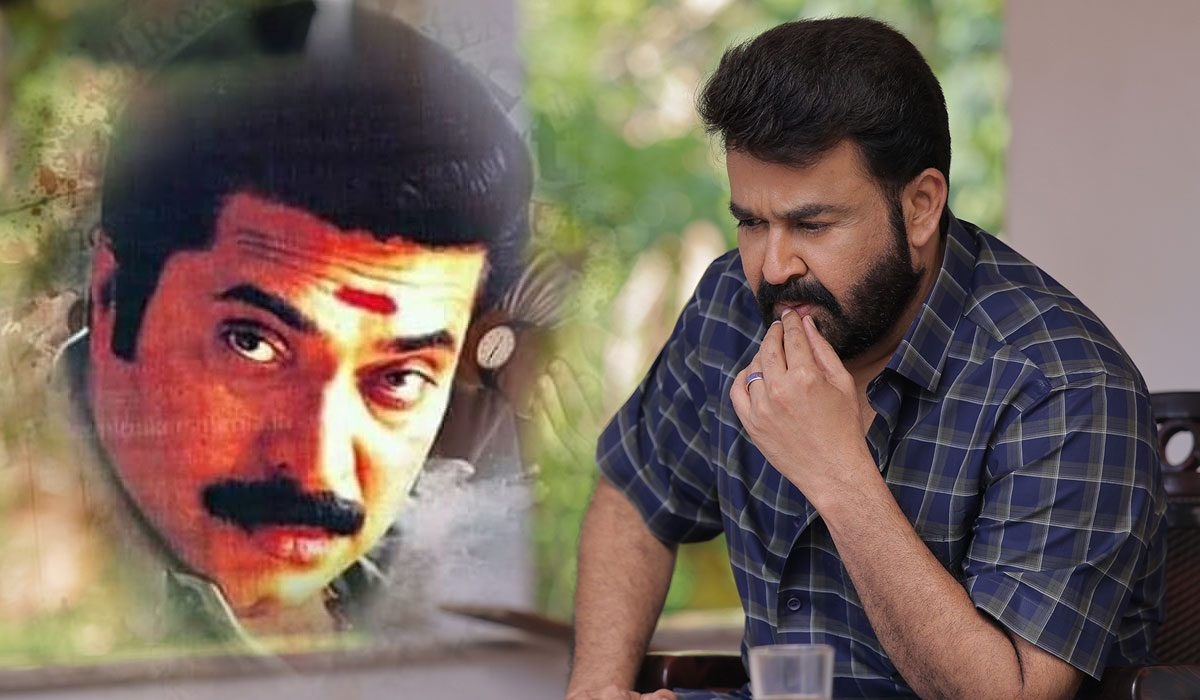 Could We See The Return Of A Malayalam Cult Character sethurama iyer cbi For Drishyam 3