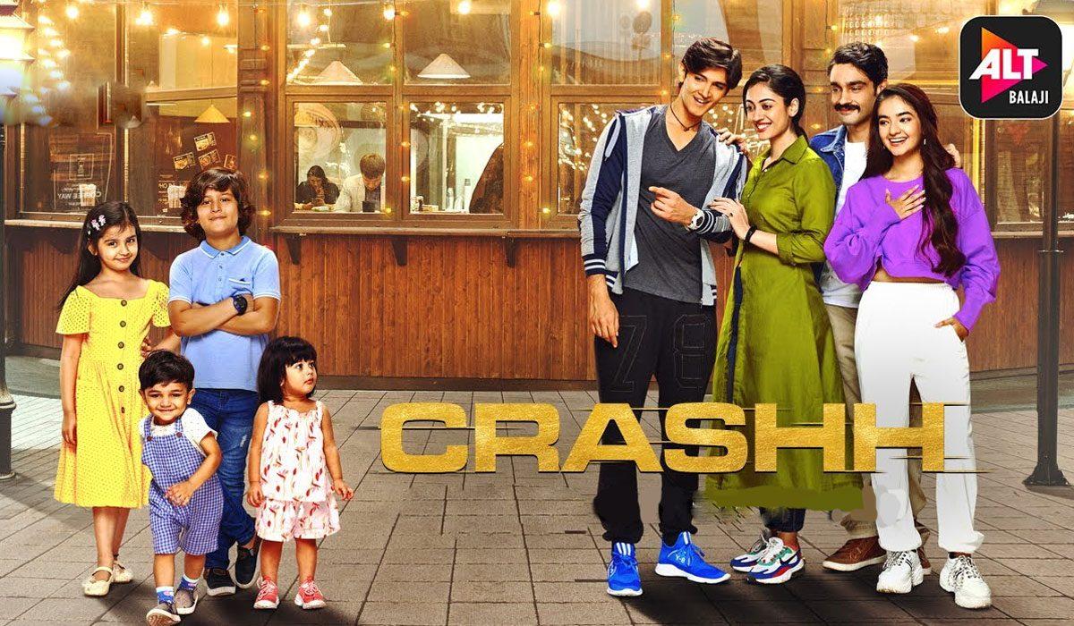 Crashh -AltBalaji - ZEE5